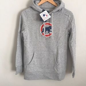 NWT Cubs Pullover Hoodie
